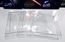 10 Steelbook Box Protectors/Protective Sleeves Cases/Clear Slipcovers G2