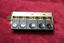 AKAI GXC-39D cassette deck PARTS from working unit - function keys / knobs set