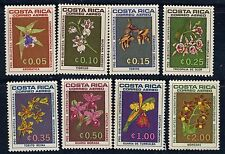 Costa Rica Flowers Scott C443 - C450