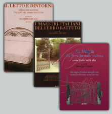 Italian Blacksmith Masters 3 Vol. Set at Special Price