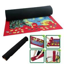 Puzzle Mat Board Roll Up Storage Tube Holder Organizer Save to 2000pcs 40''x30''