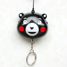 Cute 140dB Little Bear Girl Anti-wolf Device SOS Emergency Personal Safety Alarm