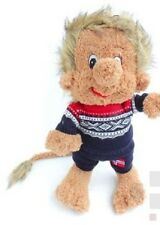 Norway Troll Large Soft Plush in Marius Sweater, NEW