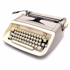 Royal Safari Portable Typewriter 1960s Working Vtg Mid Mod Retro