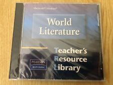 World Literature - Pearson AGS Globe - Teacher's Resource Library