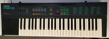 Vintage 1990 Yamaha PSR-6 Keyboard 49 Keys Power Supply Excellent Condition