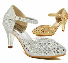 Kitten Heel Ankle Straps Unbranded Synthetic Shoes for Women