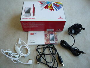 Samsung SGH-i450V Accessories, Headphones, Charger, Sycn Cable