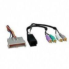 Metra 70-5510 Radio Connector