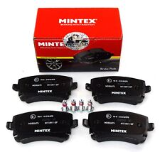 MINTEX REAR AXLE BRAKE PADS FOR AUDI BENTLEY VW MDB2673 (REAL IMAGE OF PART)
