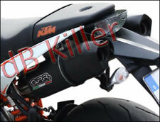 SILENCIEUX GPR FURORE ALU NOIR KTM SUPERDUKE 990 2004/12