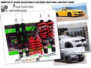 BMW F30 3 Series M3 Msport D7 JAPAN Adjustable Coilover High Low Soft Hard