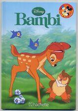 BAMBI - Club del libro Disney HACHETTE 2010 - NUOVO