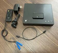 Onkyo ND-S1 Digital Media Transport iPod Deck Docks MP3 Rare Black Excellent FS