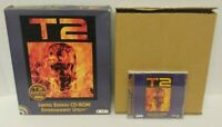 T2 Terminator 2 Limited CD-ROM Game for Windows PC Mint Disc Big Box Complete
