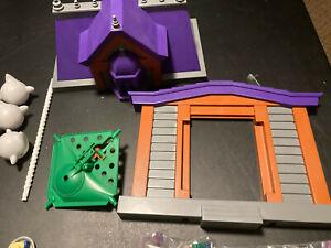 K'NEX Nintendo Super Mario 3D Land Ghost House Building Set ??% Complete