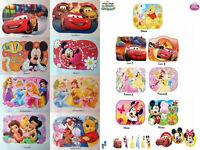 Disney Platzdeckchen abwaschbar 43x30cm Cars Minnie Pooh Mickey Princes