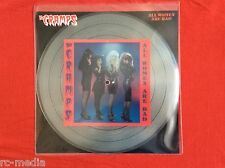 """THE CRAMPS -All Women Are Bad- Rare UK 12"""" Picture Disc +Insert (Vinyl Record)"""
