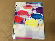 Student Planner for the 2017 - 2018 School Year for Elementary Kids