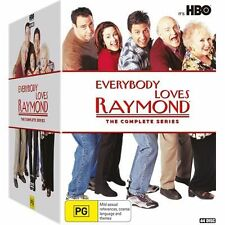 Everybody Loves Raymond Complete Series Seasons 1-9 New DVD Box set Region 4 R