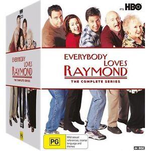 Everybody Loves Raymond Complete Series Seasons 1-9 New DVD Box set Region 4 R