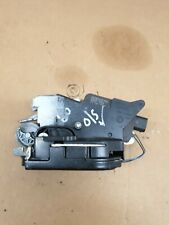 MERCEDES VITO DRIVER SIDE FRONT DOOR LOCK 2004 to 2014