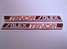 2 'AUTOCOLLANTS DE POUTRE SOLEX TENOR N°2  VELOSOLEX