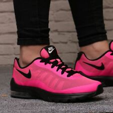NIKE AIR MAX INVIGOR (GS) YOUTH SIZE 4.5 EUR 37.5 (749575 601) PINK/ BLACK