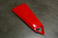 KAWASAKI TERYX 750  08 - 09 FIGHTING RED CUSTOM HOOD PLASTIC PLASTICS