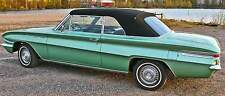 CHEVY II, NOVA 1962-63 CONVERTIBLE TOP+WINDOW - STAYFAST CLOTH - COLOR CHOICE