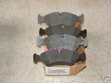 Chevrolet Daewoo Lanos Set Of Front Brake Pads Part Number 11046952012 Genuine