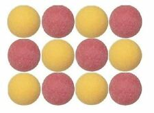 12 Official Red & Yellow Foosballs for Shelti, Gold Standard Game Tables