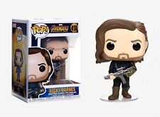 Funko Pop Marvel Avengers Infinity War: Bucky Barnes Bobble-Head Item #35775