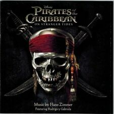 Pirates Of The Caribbean: On Stranger Tides - Original Soundtrack (CD 2011)