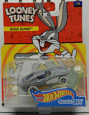 1 BUGS BUNNY LOONEY TUNE CHARACTER CARS HW HOT WHEELS