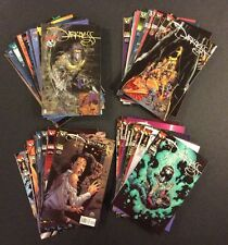 DARKNESS #1-40+ Comic Book 1/2 Special Variant Preview Turner Ennis Top Cow VF