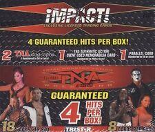 2008 Tristar TNA Impact Hobby Box