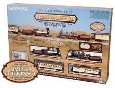 Bachmann Limited Edition HO Scale Transcontinental Train Set w/ Digital Sound