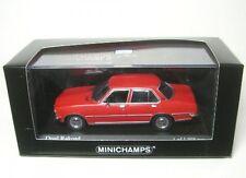 Opel Rekord (Cardinal Red) 1975