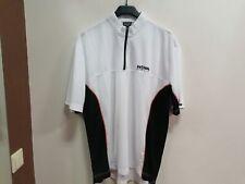 New Galvin Green Men's JAGGER Golf White/black shirt
