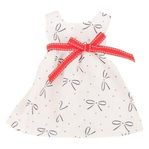 Gotz Basics Cream Bow Summer Dress 30-33cm