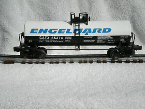 Lionel Englehard Tank Car  NEW