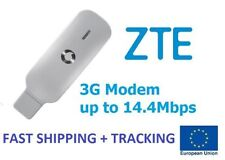 NEW! UNLOCKED 3G USB Modem Stick Dongle up to 14.4Mbps ZTE K3806-Z Vodafone