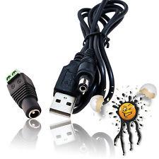 MB102 USB 5V Adapterset inkl. USB Kabel + Schraubklemmen Adapter Arduino ESP8266