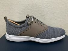 Cole Haan Grand Tour Knit Oxford Men's Lace Up Casual Shoes Gray C31346