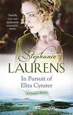Pursuit Of Eliza Cynster by Stephanie Laurens Paperback Book 978074995598
