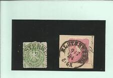 Preussen V. / ELSTERWERDA vorphil. K2 a. Pr. 14a + K2 auf Briefstück m. DR 41