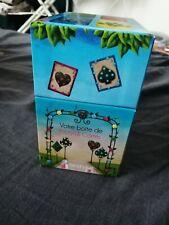 Boite À Cartes Biotyfull Box Neuve