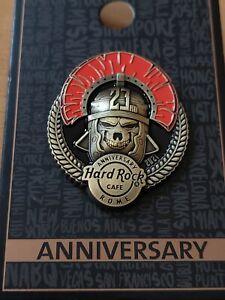 Hard Rock Cafe Rome 23rd Anniversary  Pin