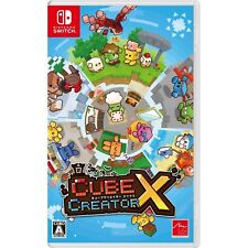 Arc system works Cube Creator X NINTENDO SWITCH JAPANESE IMPORT REGION FREE